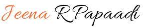 Jeena R Papaadi Logo